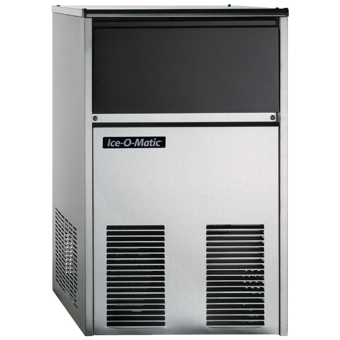 ice o matic mains fill ice machine 38kg output iceu66 - Ice O Matic Ice Machine